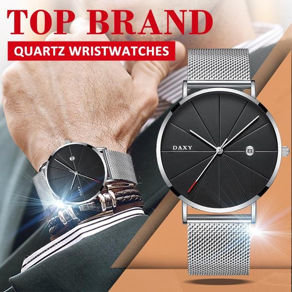 quartz, creativewatch, Simple, Jewelery & Watches