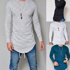 Shorts, Shirt, Manga, Long Sleeve