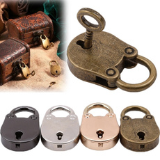 Antique, Copper, safetysteallock, Gifts