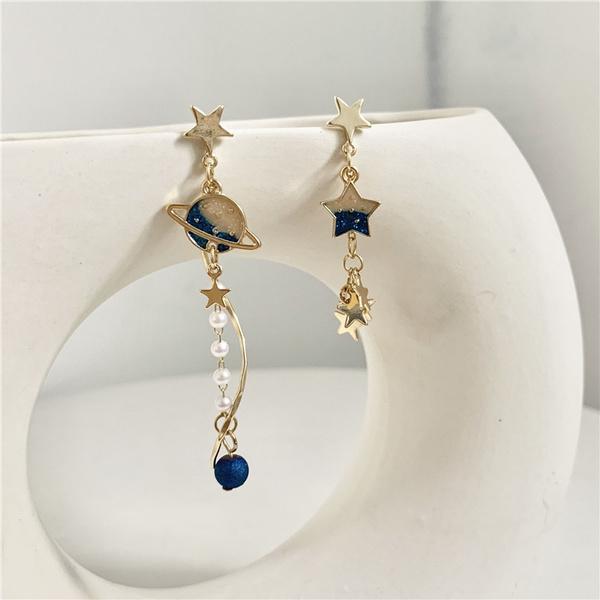starrysky, Star, Jewelry, silverneedle