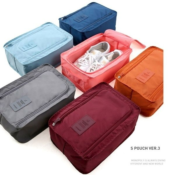 Laundry, Waterproof, Pouch, Storage