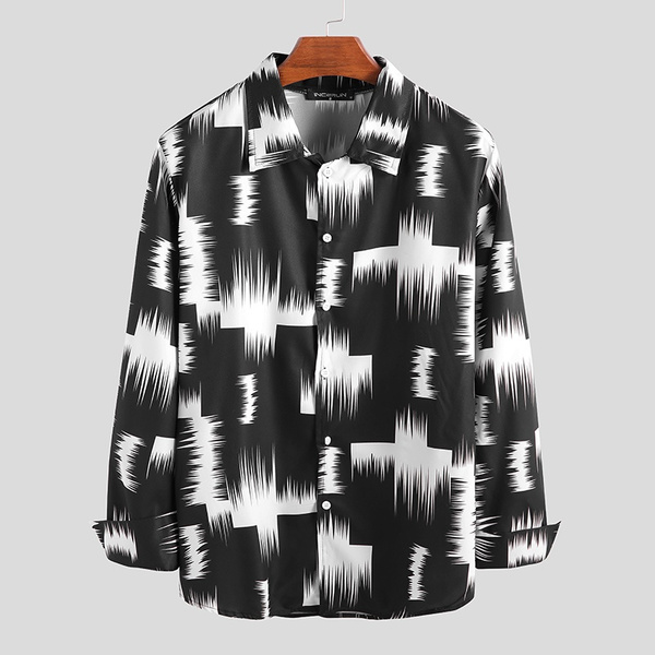 bohemia, nightclubwear, tshirt men, long sleeved shirt