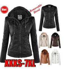 Plus Size, Long Sleeve, Winter Coat Women, Women Jacket