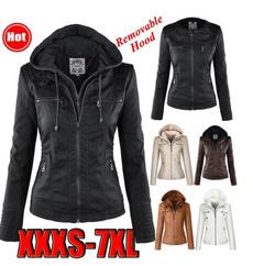 Plus Size, Long Sleeve, Winter Coat Women, Women Jacket