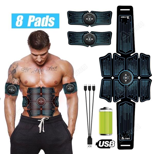 emsmuscletoner, muscletrainer, absstimulation, abdominaltrainer