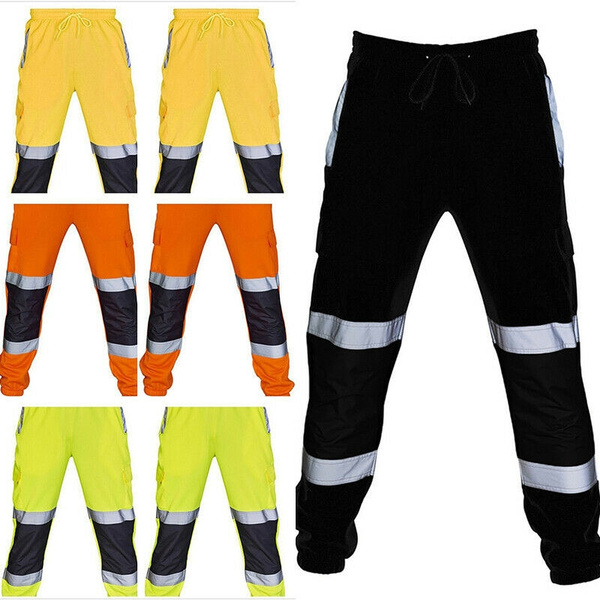 menssafetypant, Fleece, trousers, safetypantsmen