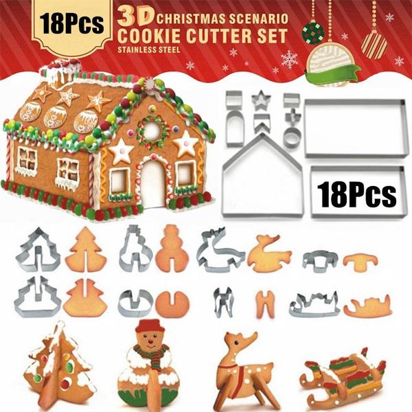 Steel, Baking, Christmas, bakingtool