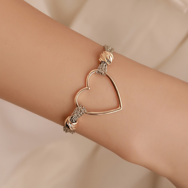 Heart, Tassels, Love, lmultilayerbracelet