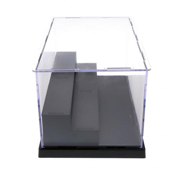 Box, case, acrylicmaterial, cleardisplaybox