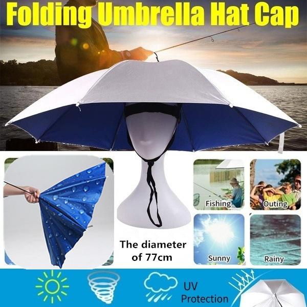 headmountedumbrella, Fashion, Umbrella, sunumbrella