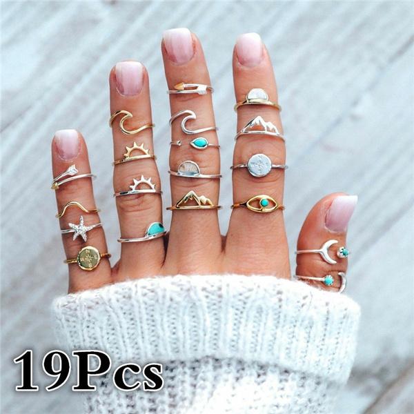eye, Jewelry, starfish, Simple
