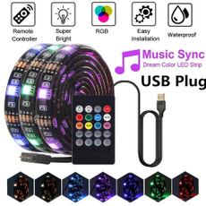 ledlightsstrip, led, usb, Music