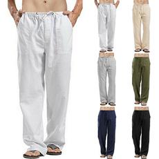 Cotton, mens Trousers, cottonpant, yogapantsmen