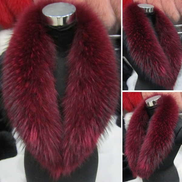 Clothing & Accessories, Scarves, Fashion, fur