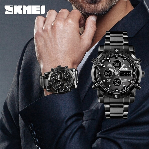 water, Fashion, Waterproof Watch, business watch