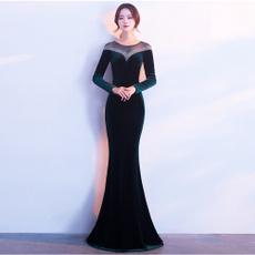 long dress, Dress, Bridesmaid, evening dresses women