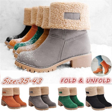 Shoes, Womens Boots, Winter, Waterproof