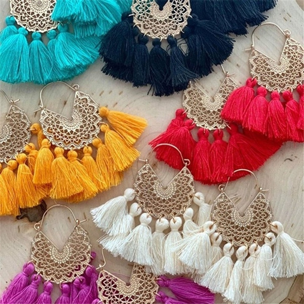Tassels, Fashion, Jewelry, Gifts