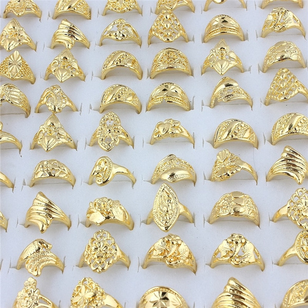Flowers, Jewelry, gold, wholesale