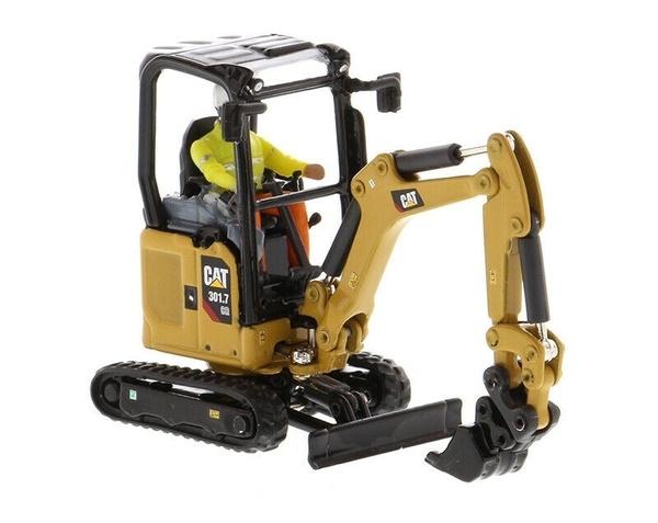 diecast, 150, excavator, Mini