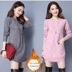 knitted, fashion women, Fashion, sweaters for women