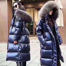 warmjacketwomen, hooded, fur, Invierno