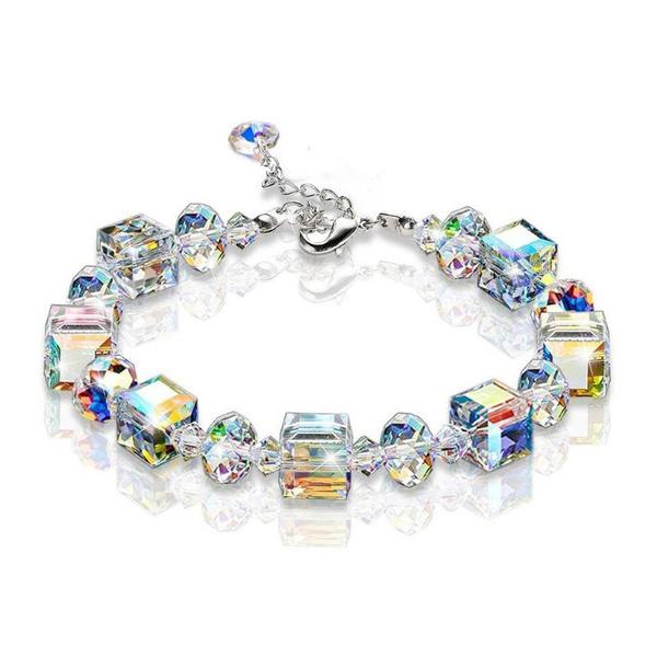 Crystal Bracelet, crystal pendant, Fashion, Jewelry