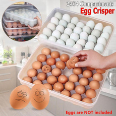 Box, tray, eggpreservationbox, eggsairtightstorage