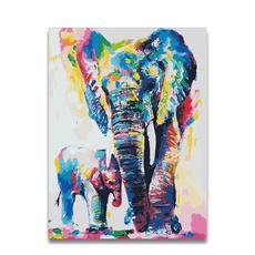 paintbynumber, canvaswallart, Arte para la pared, Decoración de hogar