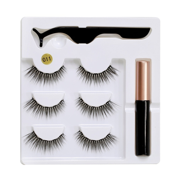 Eyelashes, 3dminklashe, Beauty, Makeup
