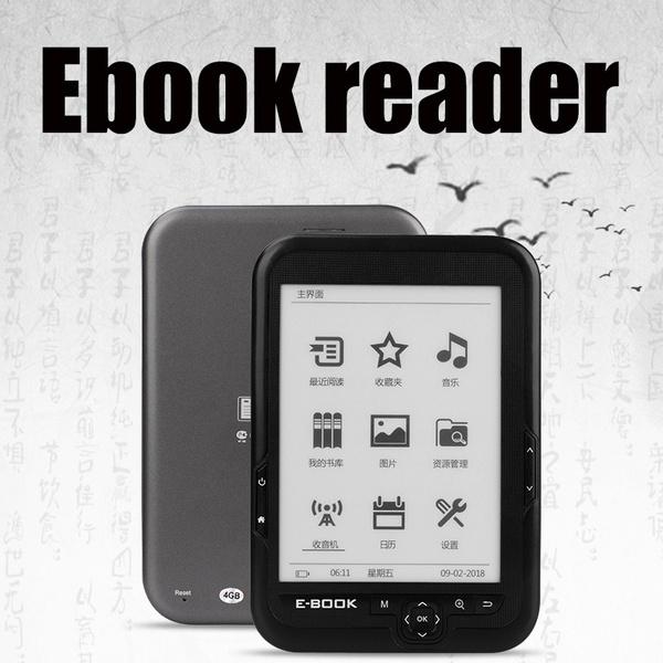 ebooksreader, readingtool, touchglas, Tablets