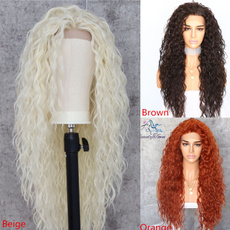 wig, Synthetic Lace Front Wigs, fashion wig, Beauty