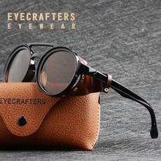 Cyber, retro sunglasses, Goth, Fashion