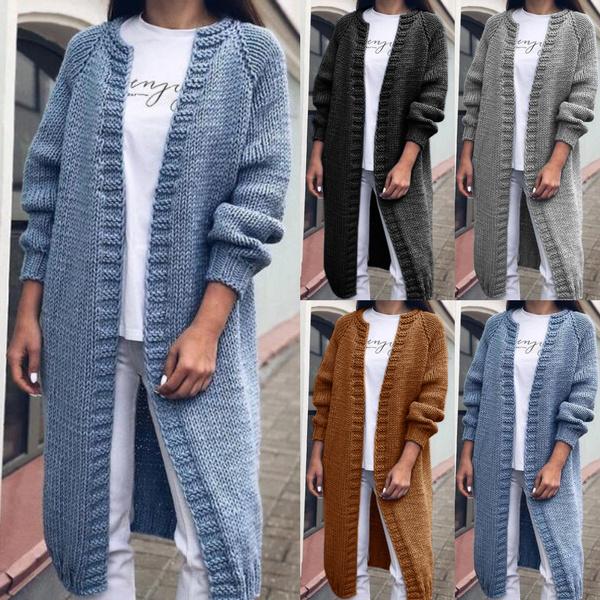 Plus Size, Sleeve, Long Sleeve, Long Coat