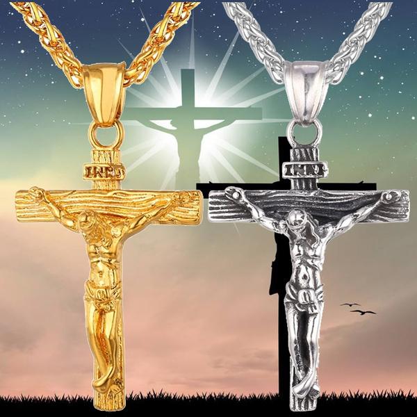 Vintage, Fashion, Christian, gold