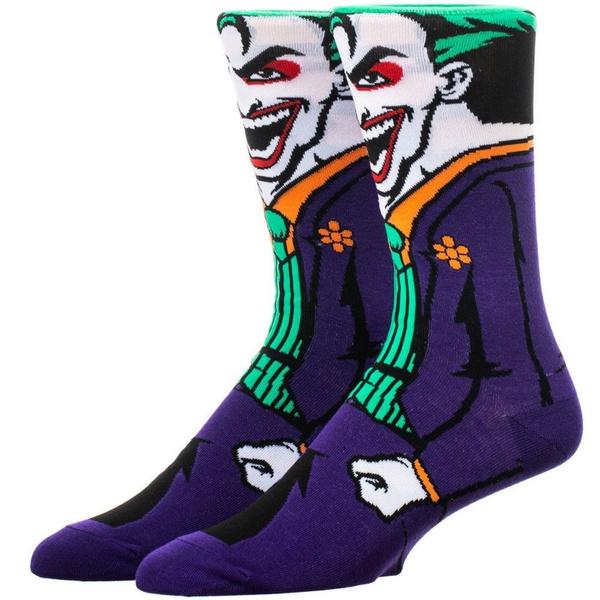 Joker, Male, Superhero, purple