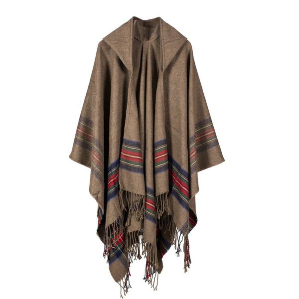 Fashion, casualscarf, sweater coat, unisex