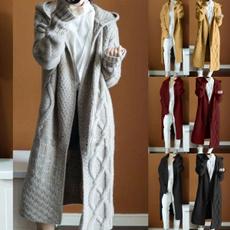 Women Sweater, knitted sweater, Long Sleeve, winter fashion