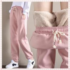 harem, trousers, Lace, Casual pants