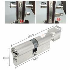 cylinder, Door, plumtwist, Home & Living