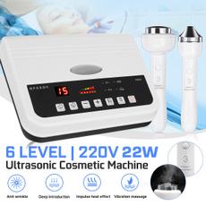 Machine, ultrasonicfacialcleanser, Beauty, antiwrinkle