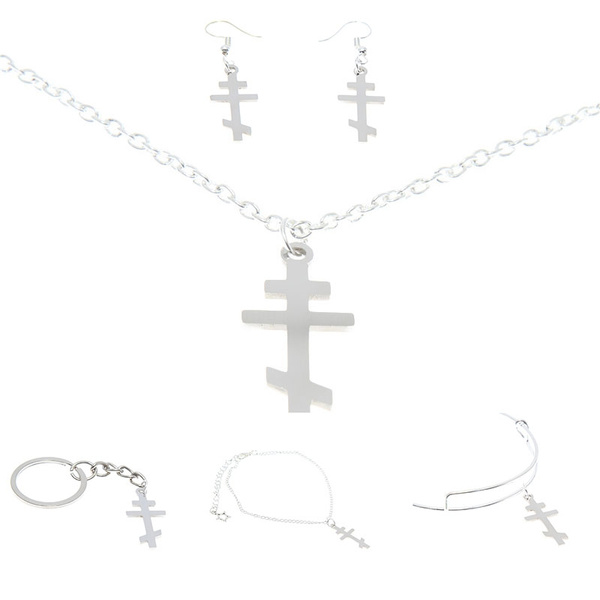 Steel, Stainless, Christian, Jewelry