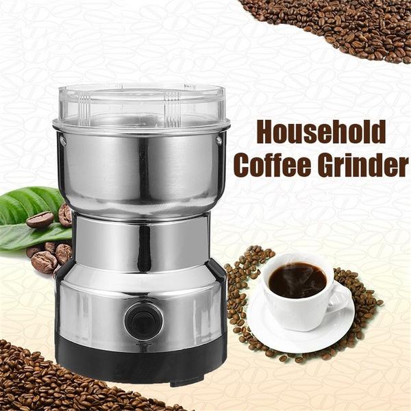Steel, Maison & Cuisine, coffeegrinder, graincrusher