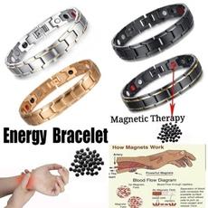 Jewelry, energybraceletmen, magneticbracelet, healthcarebracelet