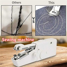 sewingtoolset, Machine, Sewing Notions & Tools, handheldsewingmachine