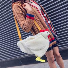 Shoulder, cute, Messenger Bags, Women's Fashion