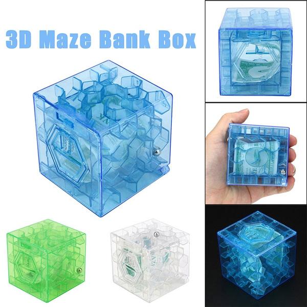 Box, case, Toy, puzzletoy