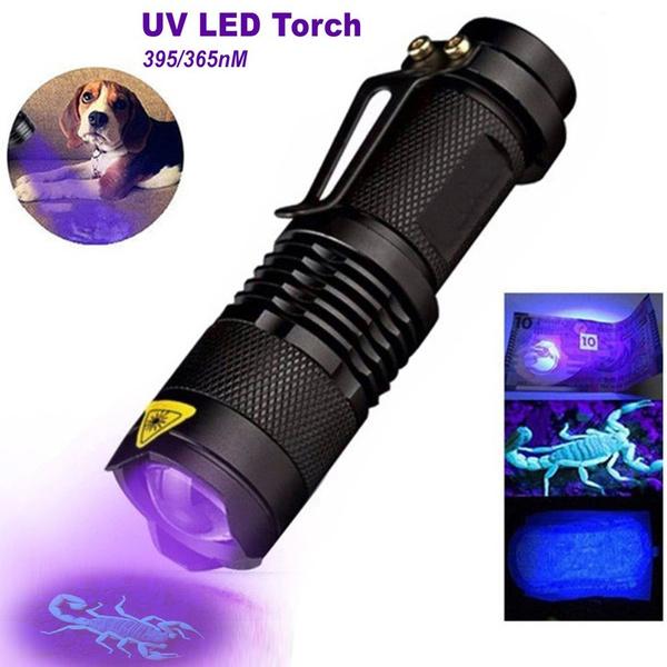 campinglamp, Flashlight, uvflashlight, led