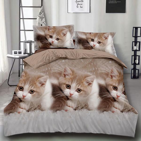 beddingkingsize, catbedding, bedclothe, Bedding