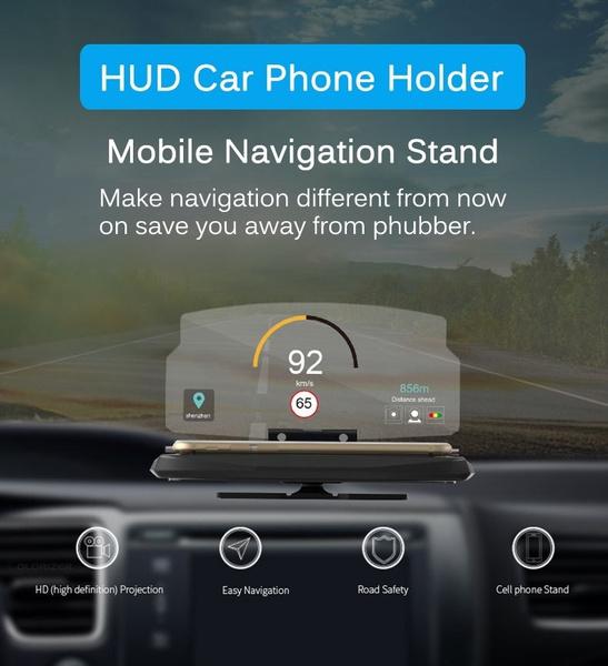Head, navigationprojector, Gps, Mobile